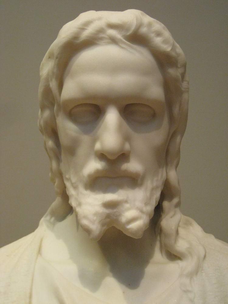 Christ by Mark_Antokolski_1876