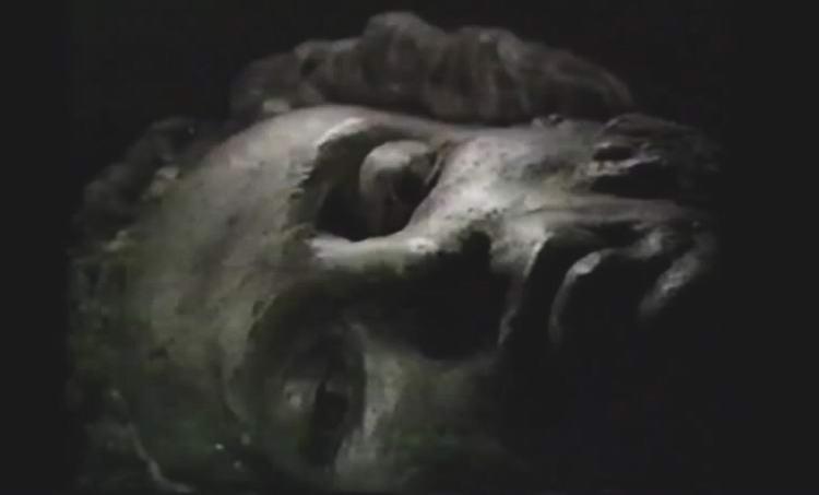 Исаак иткинд умирающий пушкин 1937г